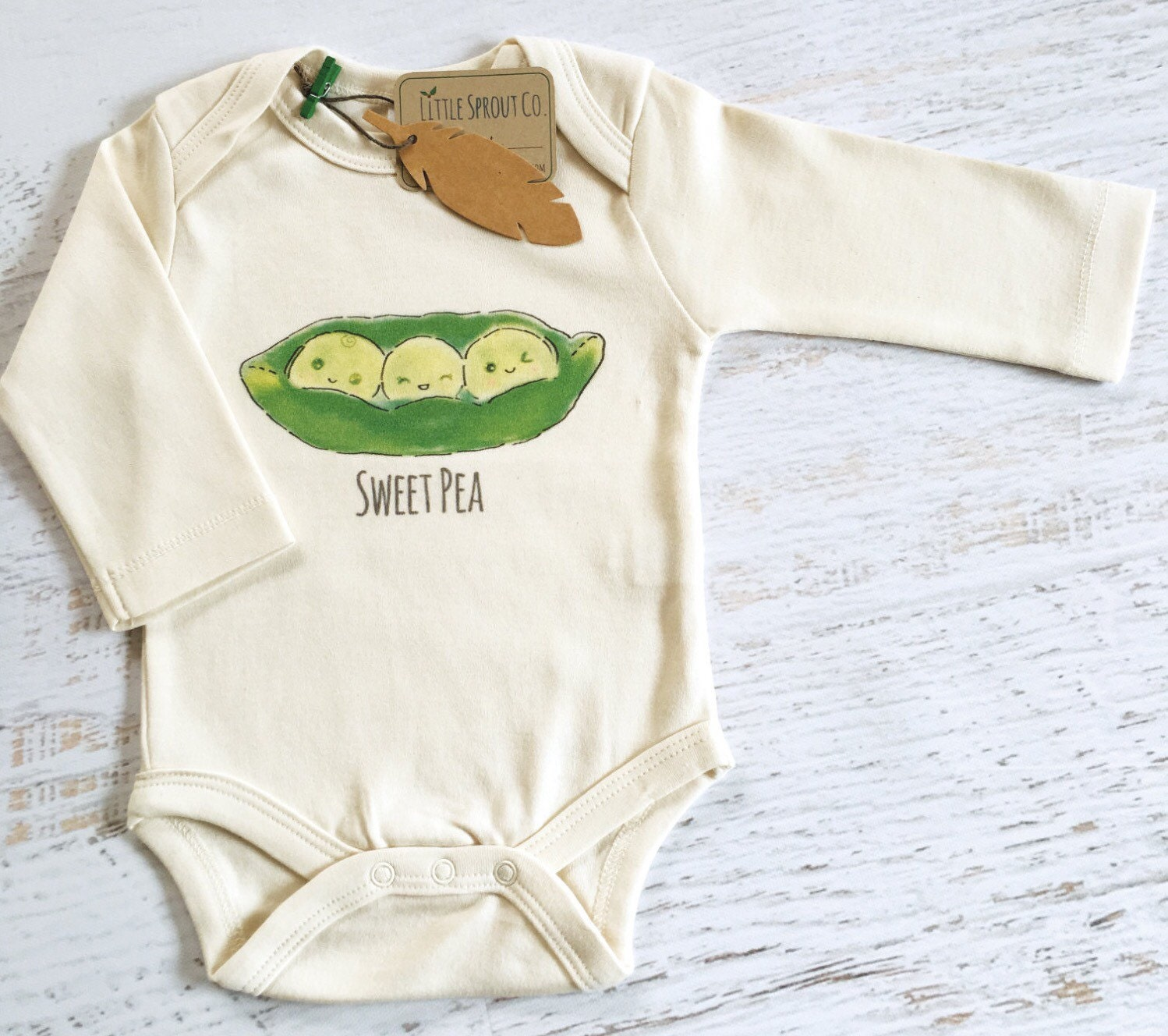 Organic Baby Clothes Gender Neutral Organic Cotton Bodysuit