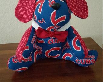 Chicago Cubs dog