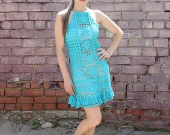 "Dress ""Turquoise"""