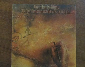 Moody Blues - To Our Children's Children's Children - 1969 - Vinyl LP