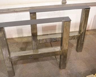 Metal Table Legs | Etsy