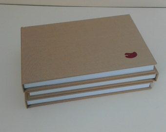 A5 sketchbook landscape