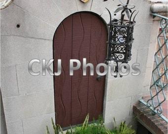 Floating Doorway