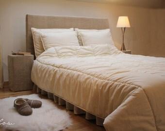Duvet cover insert / Extra warm / Winter wool filled comforter
