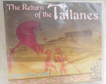 The Return of the Tallanes CD Native American flute music