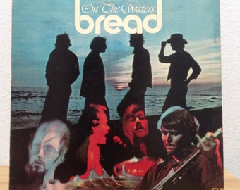 Bread On The Waters Classic Rock Vinyl Record Album Make It With You