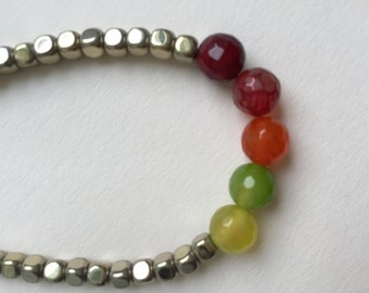 Crazy - shiny - bracelet