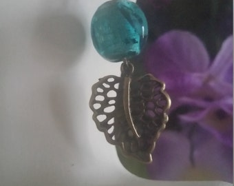 Small Leaf Turquoise