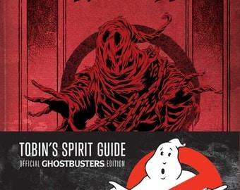 Ghostbusters Tobin's Spirit Guide