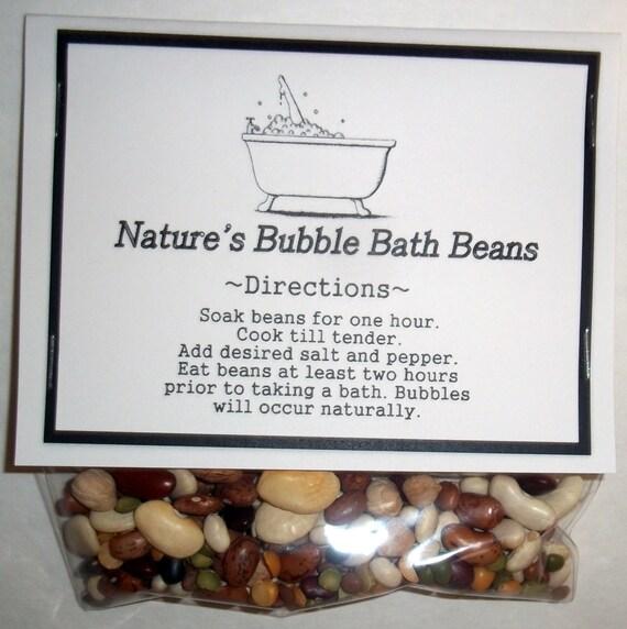 Gag Giftnature S Bubble Bath Beans