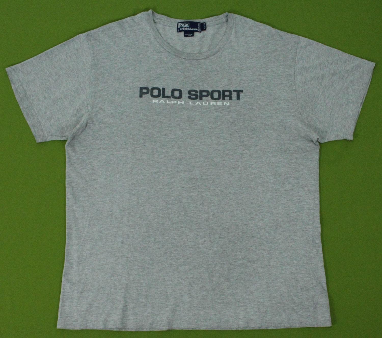 reserved polo sport t shirt ralph lauren t shirt vintage polo. Black Bedroom Furniture Sets. Home Design Ideas