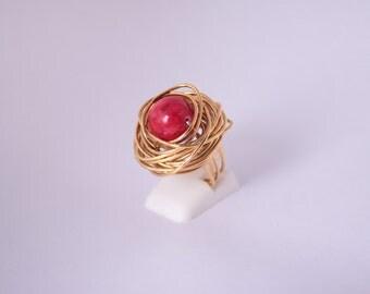 cherry ring