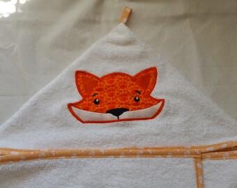 Personalized bath towel