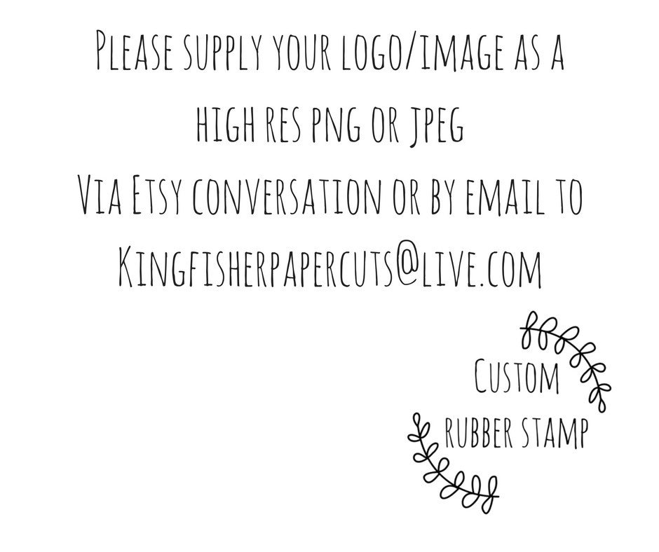 Custom Made Rubber Stamps