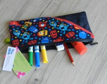 Pencil box pencil Kit pencils child case