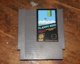 Flappy Bird Nes Port Reproduction!!