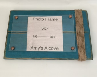FREE SHIPPING~Distressed Picture Frame