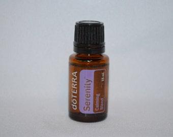 Doterra Serenity Essential Oil Blend 15mL bottle