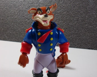 1991 Playmates Tailspin Don Karnage Vintage Disney Action Figure