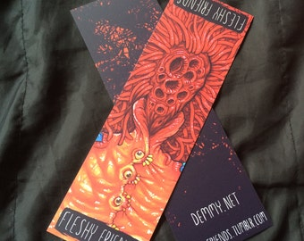 Wormhead bookmark