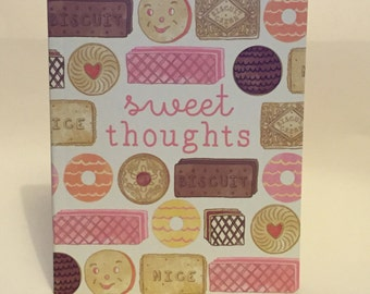 A5 Sweet Thoughts Notebook