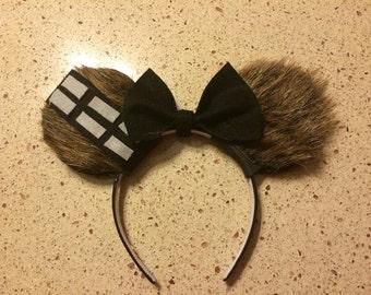 Chewbacca Ears