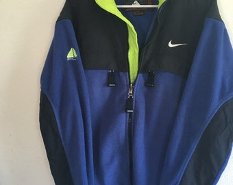 Vintage Nike Fleece Jacket