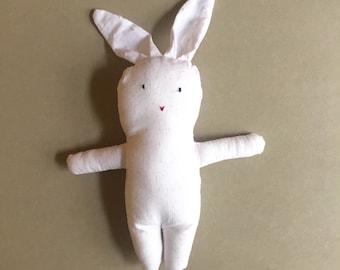 Baby stuffed bunny