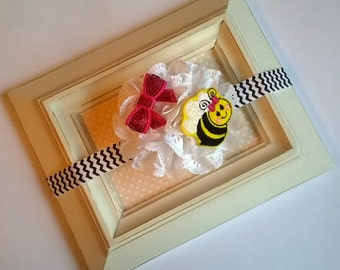 All the Buzz - Infant/Toddler Headband