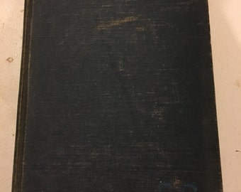 A peculiar Treasure EF  book from 1939's