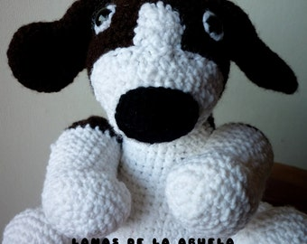 Crochet Beagle Dog