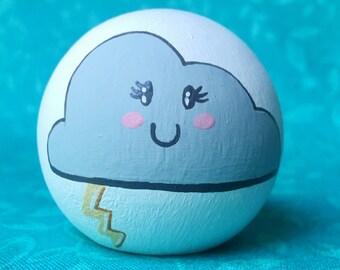 Little Cutie Storm Cloud