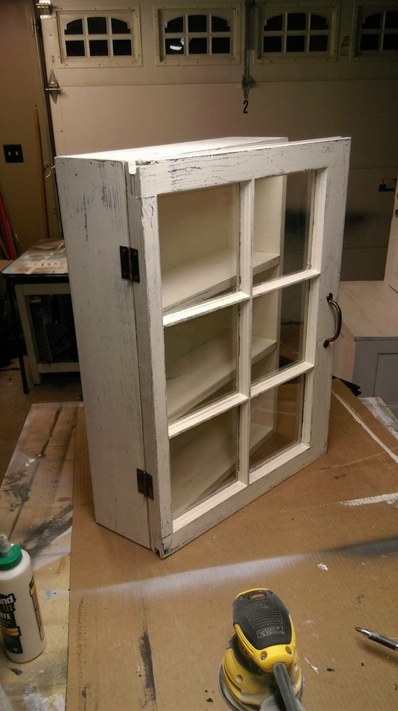 medicine cabinet rustic display cabinet by reclaimedwoodbyjs