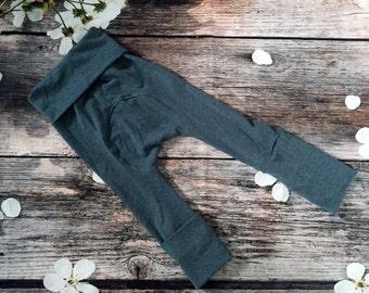 Grow with me pant - Grey