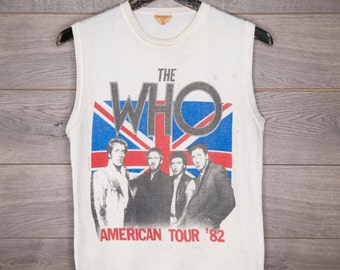 vintage Sweater vest The Who