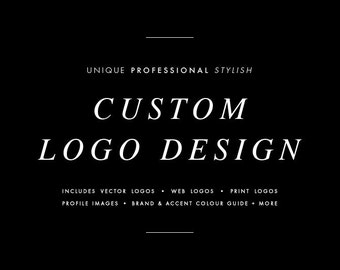 Custom Logo Design OOAK