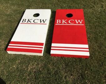 Custom Business Cornhole Boards