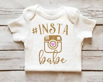 Insta Babe l Onesie l Baby l Newborn l Toddler