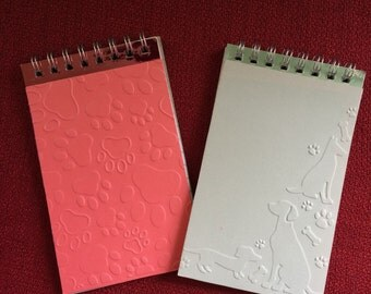 Dog and Cat notebooks