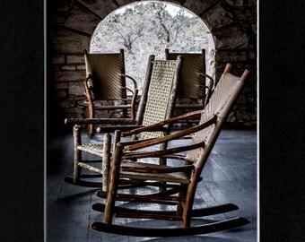Photo Rocking Chairs