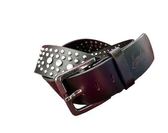 cheap designer belts mens rj4v  Designer Unisex Brown Belt By Legendary Leather **FREE EXPRESS DELIVERY**