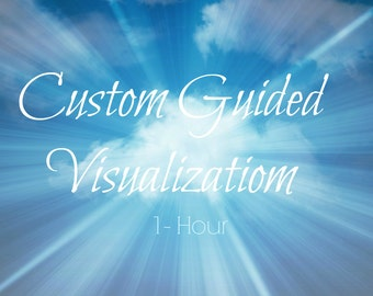 Custom Guided Visualization (1 Hour Track)