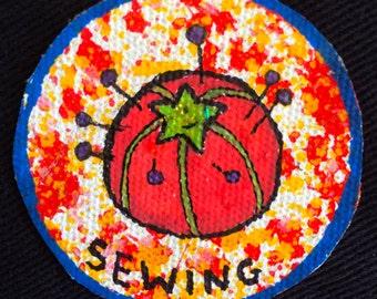 Sewing Merit Badge