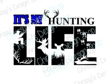 Hunting SVG files / american svg files / deer hunting svg file / Hunting svg / Print and cut hunting esp / Vinyl Crafting / Paper Crafting