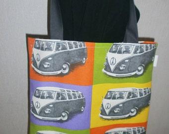 bag folding van combi