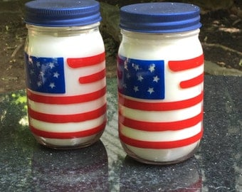 Peppermint & Tea Tree Essentail Oil Outdoor Candle