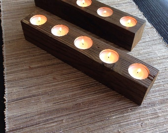 Tealight Candle Holder; set
