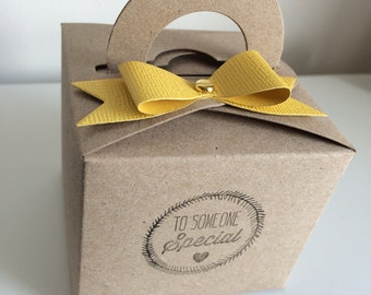 Special Someone Gift Box with Bow