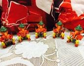 Musical Ganesha idols full set