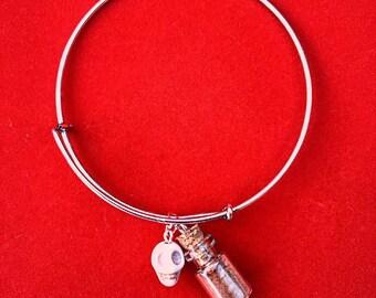 Voodoo Red Brick Dust Protection Bracelet